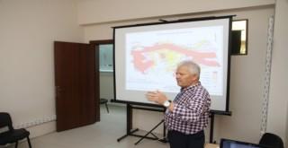 Kalkandere' de Deprem Eğitimi Verildi
