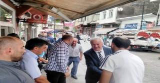 Belediye Başkanı Kenan YILDIRIM Bayramlaşma