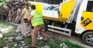 Belediyelere Örnek Hizmet Çöp Taksi