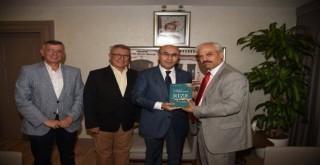 Ankara Rizeliler Derneği Başkanı Ziyaretleri