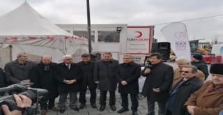 Üsküdar Rize'liler kan bağışı kampanyası
