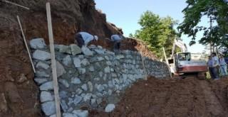 Kalkandere Belediyesi Yeni Yol Çalışmaları