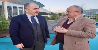 AK Parti Rize Belediye Başkan Adayı Rahmi METİN