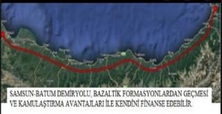 Samsun-Batum Demir Yolu, Kısa Vadede Bir Hayal !