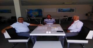 Ankara Rizeliler Dernek Başkanı  KANSIZOĞLU,