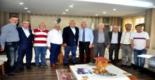 Sarıyer Belediye Başkanı Kalkandere Ziyareti