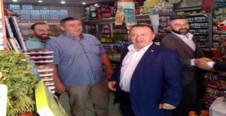 Kalkandere AK Parti Esnaf Bayramlaşması