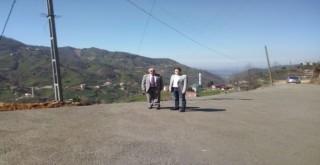 Kalkandere Yeniköy Yeşilköy köyleri Çalışmaları