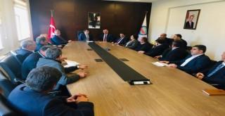 Kalkandere Köylere Hizmet Götürme Birliği 2019 yılı Kasım Ayı Olağan Toplantısı
