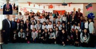 Rize'nin En Başarılı Okulu Türkiye Şampiyonluğu