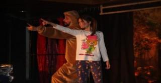 Elif'in Rüyası Çocuk Oyunu Sergilendi